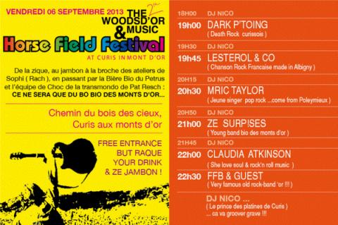 Festival Curis au Mont d'Or