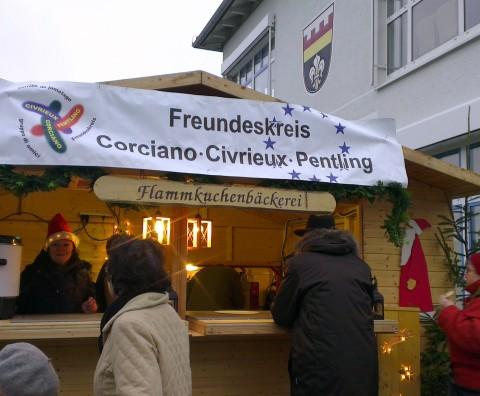 Stand allemand de Pentling