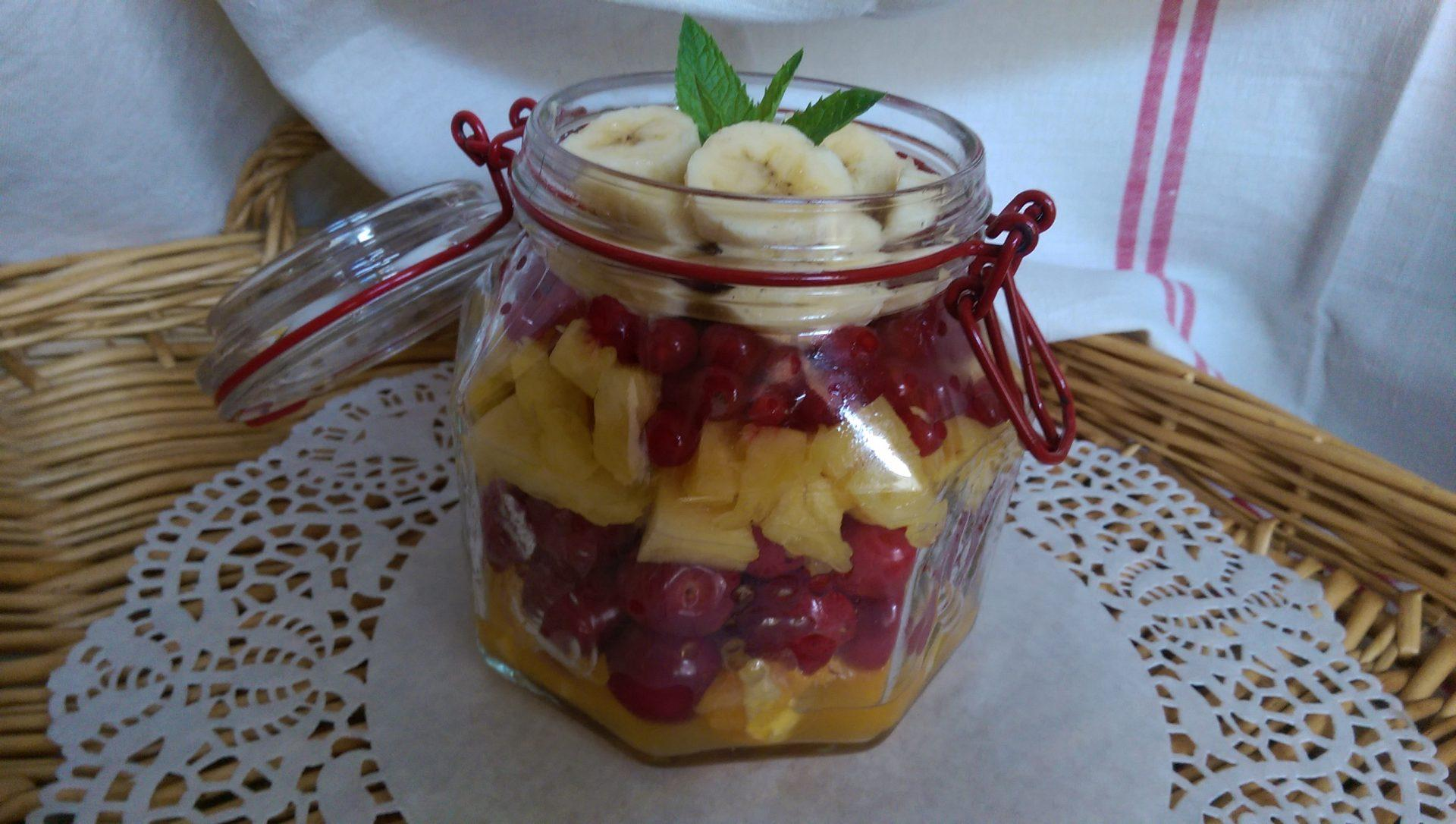 Recette N°87 - Salade de fruits version 2017 - Crédit photo izart.fr