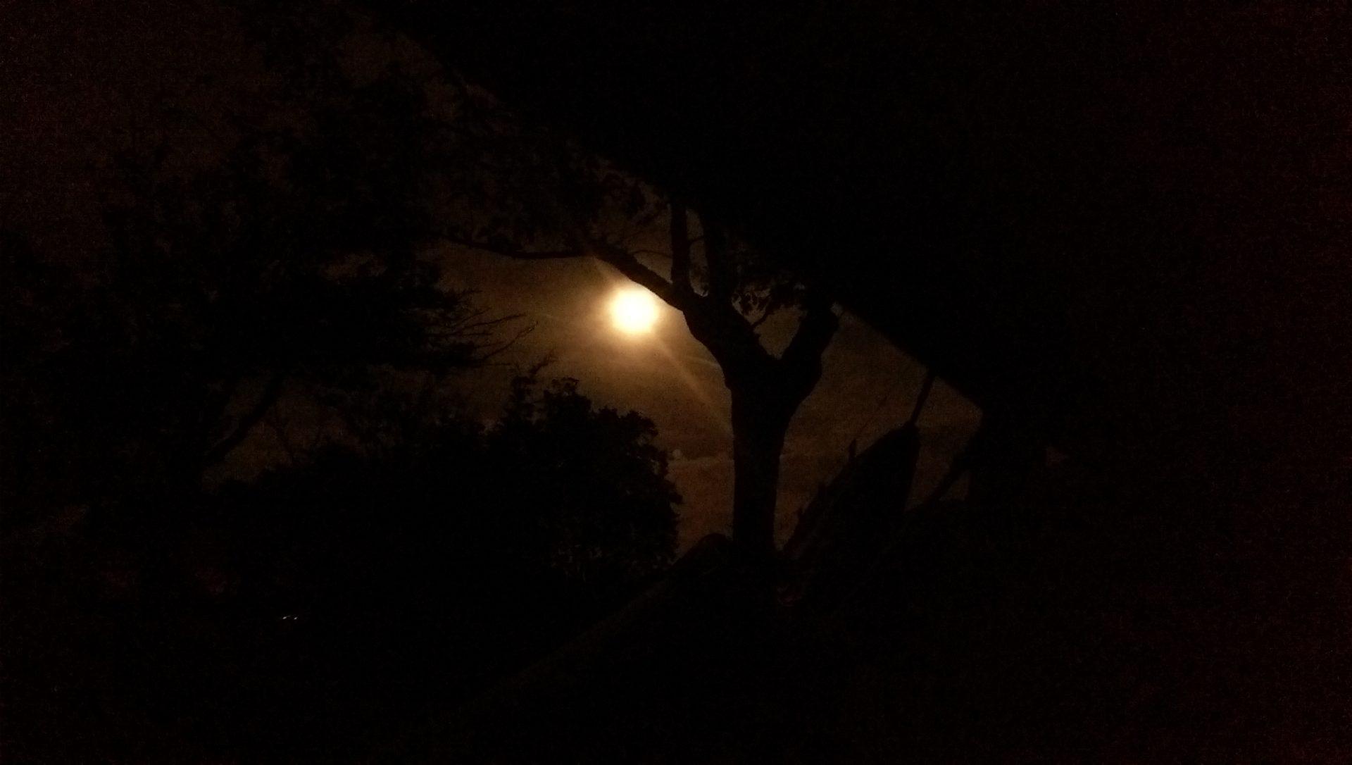 La nouvelle lune du 21 Août 2017 - Crédit photo izart.fr