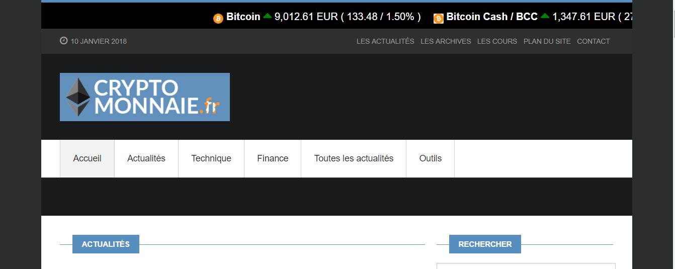Captivantes nouveautés connectées - Crédit photo Comment optimiser sa crypto monnaie La Crypto Monnaie et vous