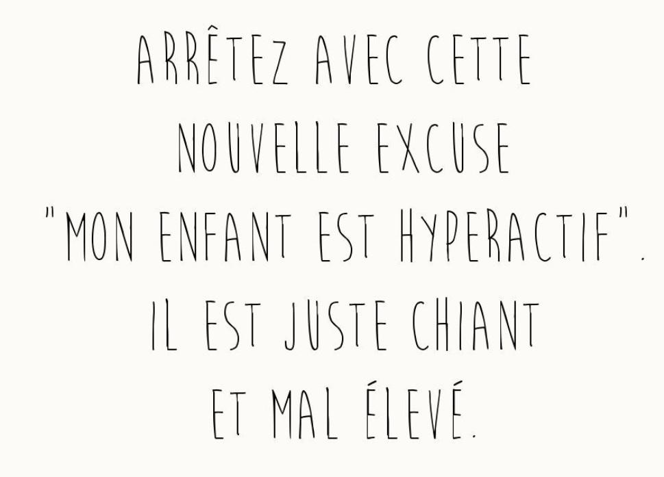 Nouvelle excuse